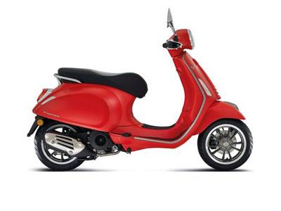 Vespa Primavera RST €<s>3739</s> €3249,-